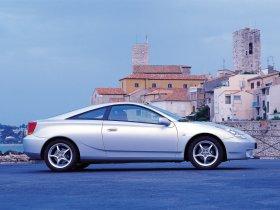 Ver foto 7 de Toyota Celica 1999