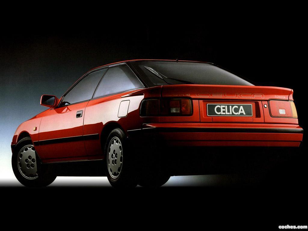Foto 1 de Toyota 2.0 GTi ST162 1988