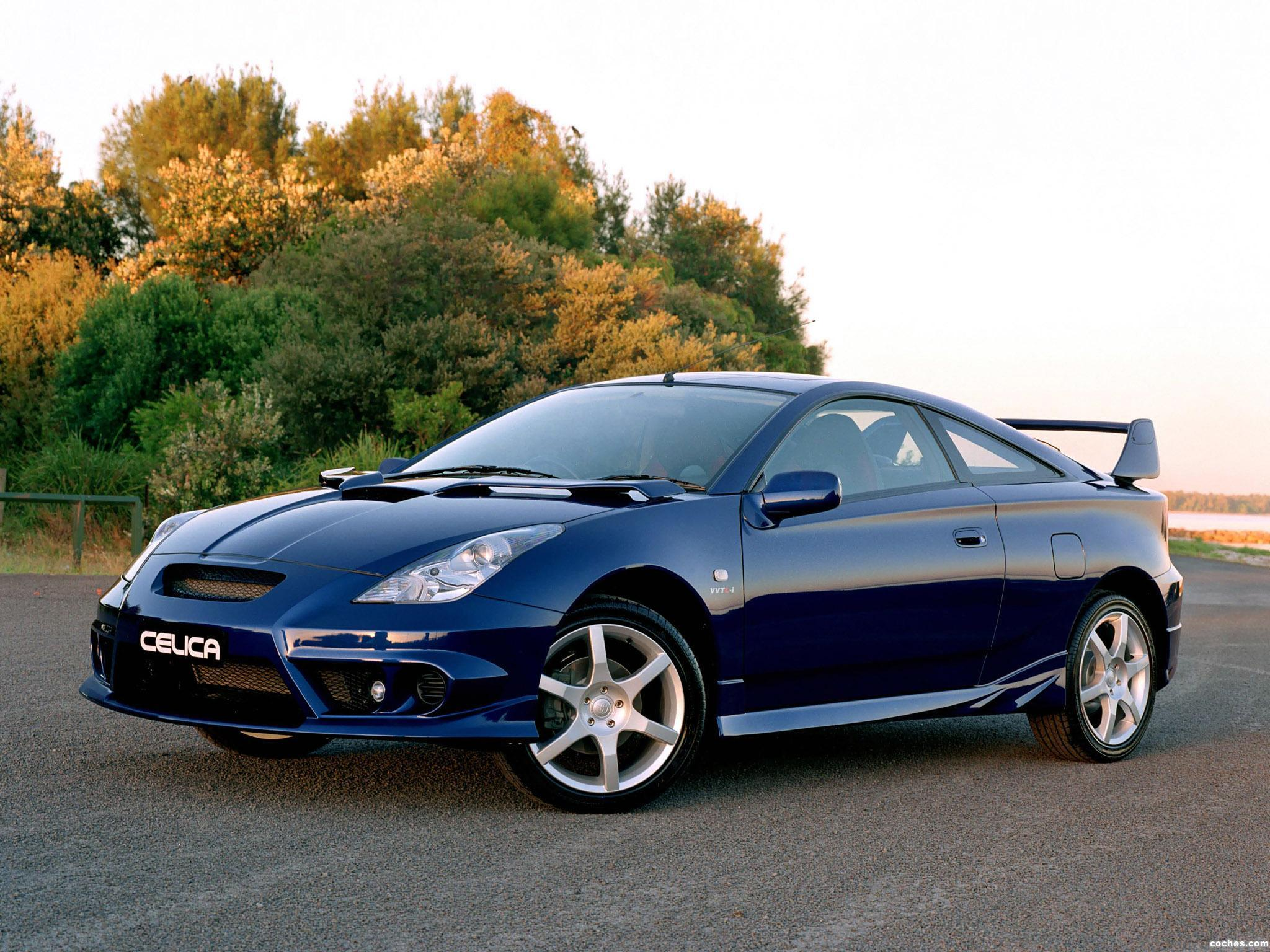 Foto 0 de Toyota Super Sports Kit 2002