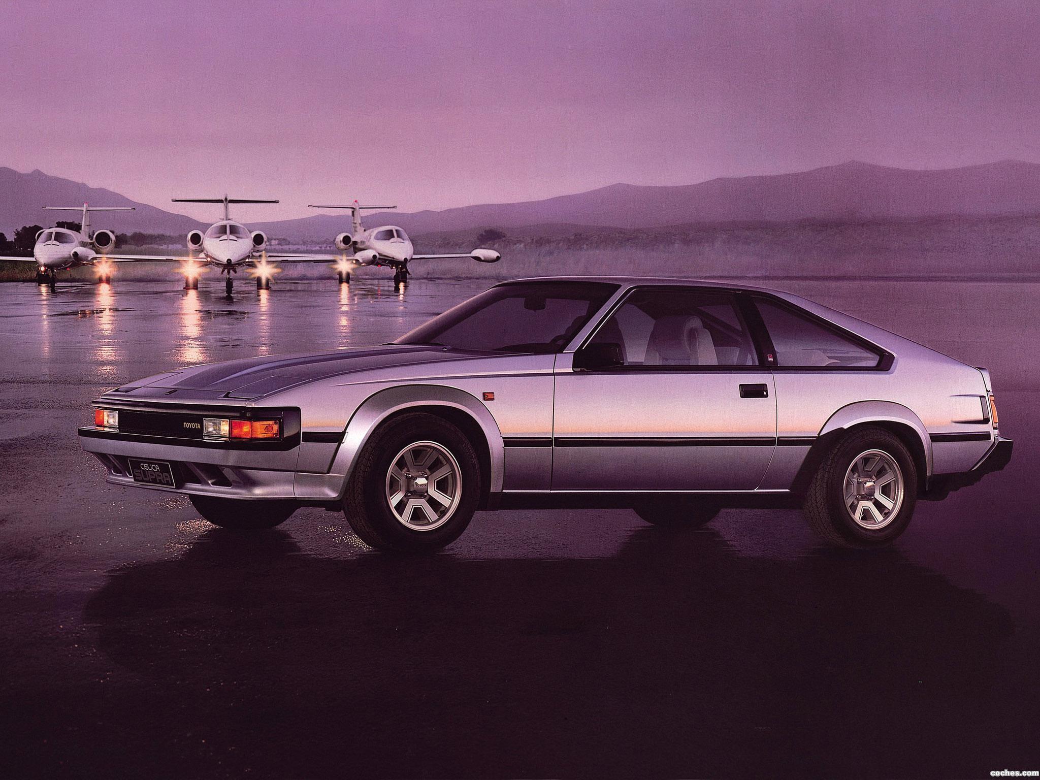 Foto 0 de Toyota Celica Supra 2.8i Europe A60 1984