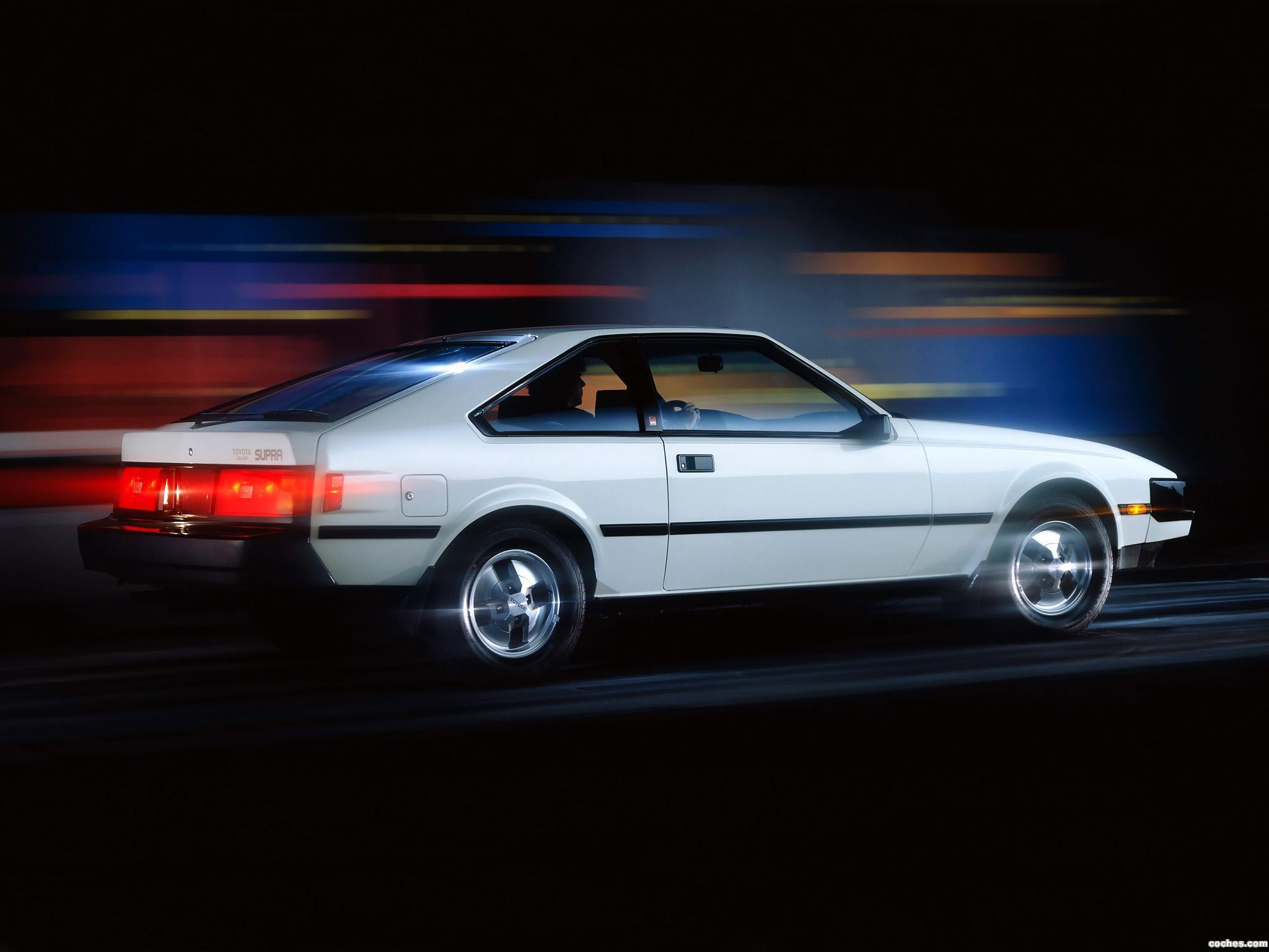 Foto 1 de Toyota Celica Supra L-Type MA61 1982