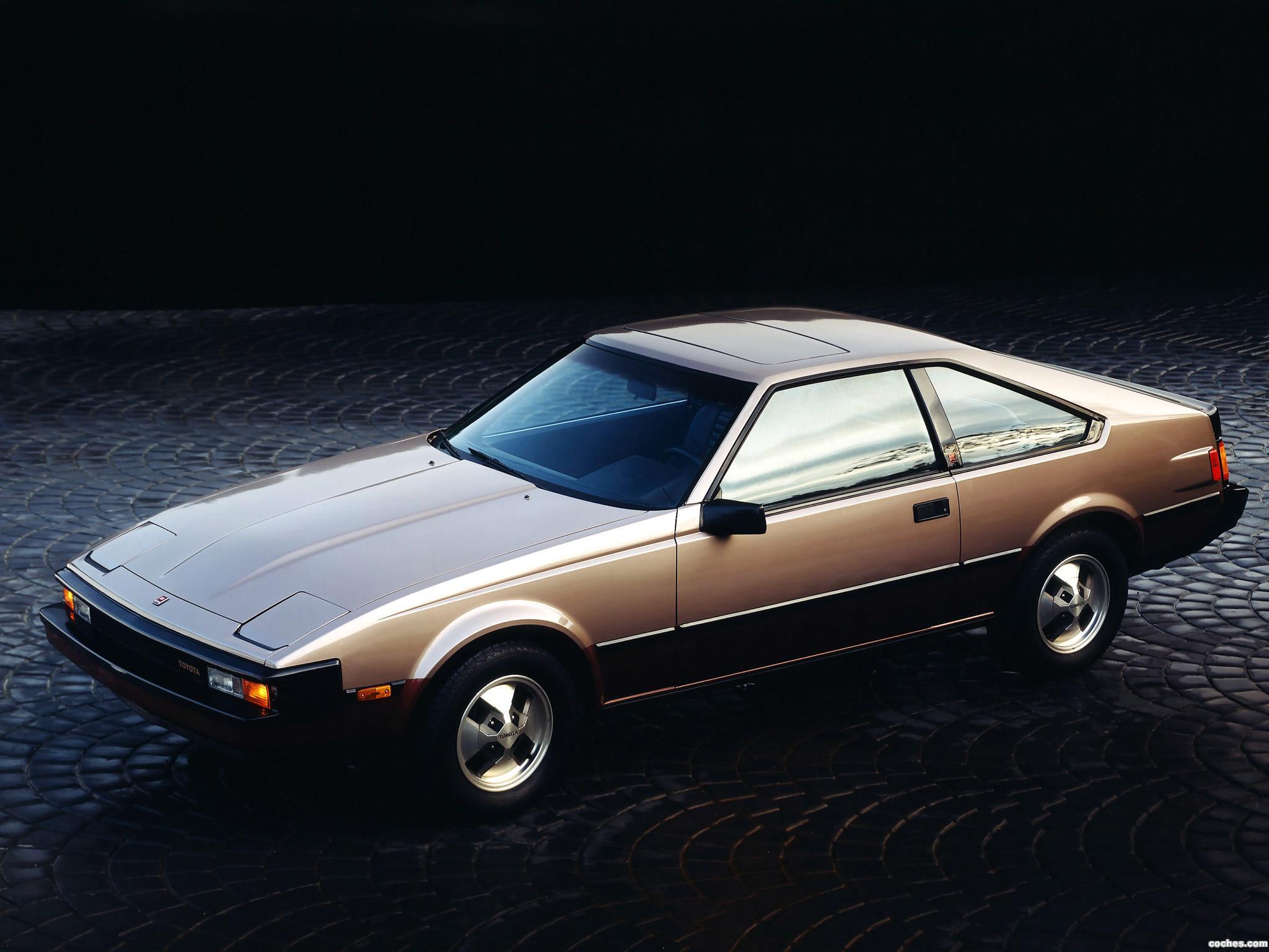 Foto 0 de Toyota Celica Supra L-Type MA61 1982