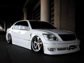 Fotos de Toyota Celsior