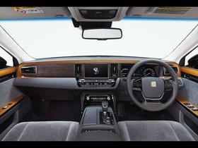Ver foto 9 de Toyota Century 2018