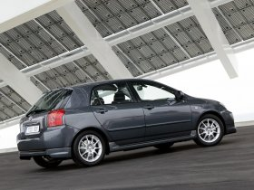 Ver foto 20 de Toyota Corolla 2004