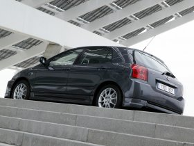 Ver foto 18 de Toyota Corolla 2004