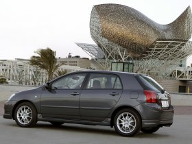 Ver foto 8 de Toyota Corolla 2004