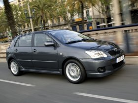 Ver foto 27 de Toyota Corolla 2004