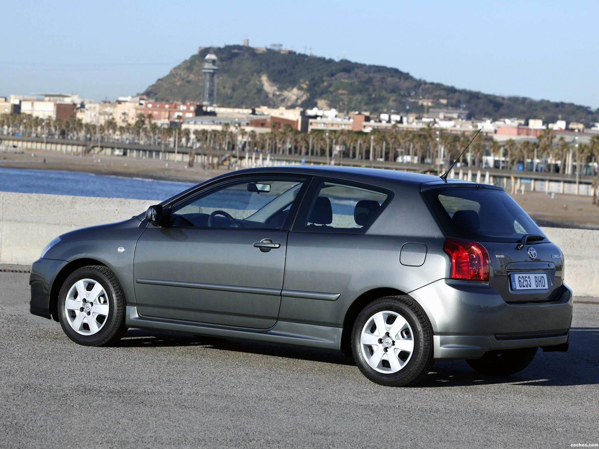 Fotos De Toyota Corolla 2004 Foto 3