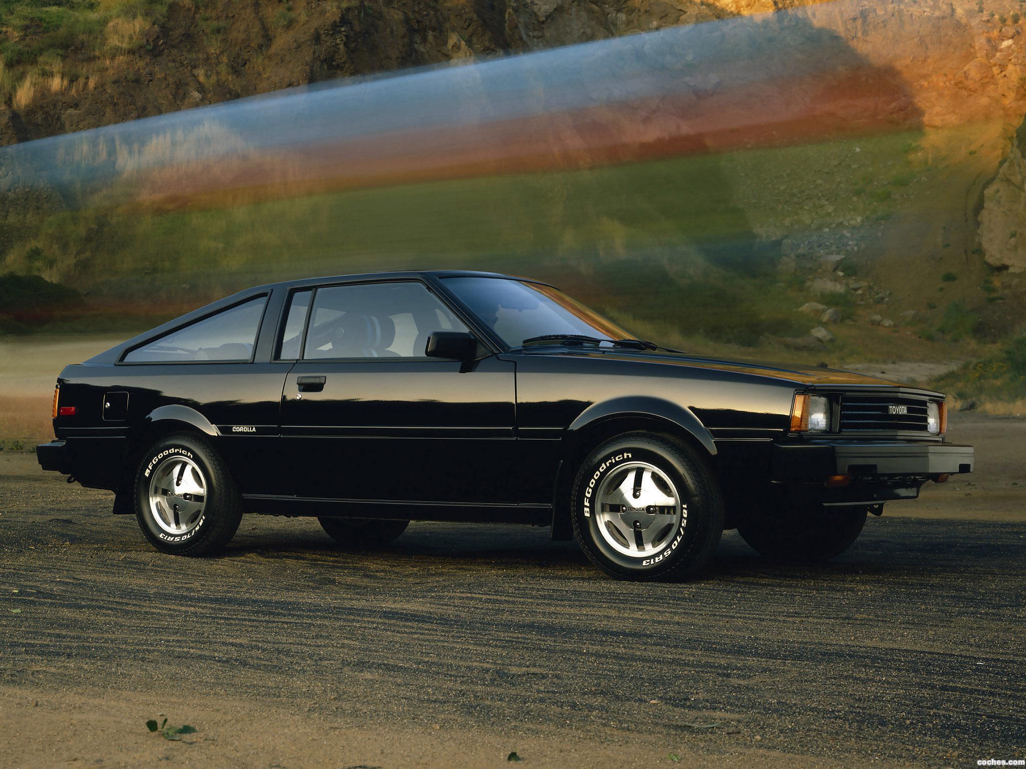 Foto 0 de Toyota Corolla 3 puertas E70 USA 1979