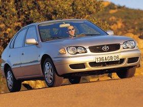 Ver foto 6 de Toyota Corolla 5 puertas 1999