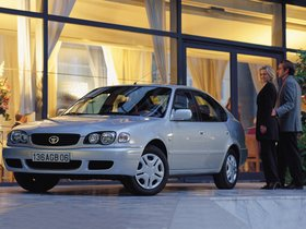 Ver foto 5 de Toyota Corolla 5 puertas 1999