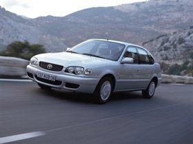 Ver foto 4 de Toyota Corolla 5 puertas 1999