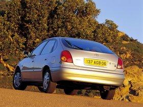 Ver foto 2 de Toyota Corolla 5 puertas 1999