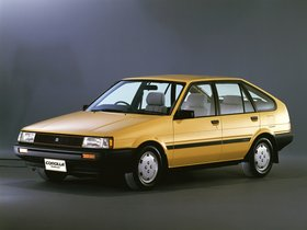 Fotos de Toyota Corolla 5 puertas ZX AE80-AE81 1983