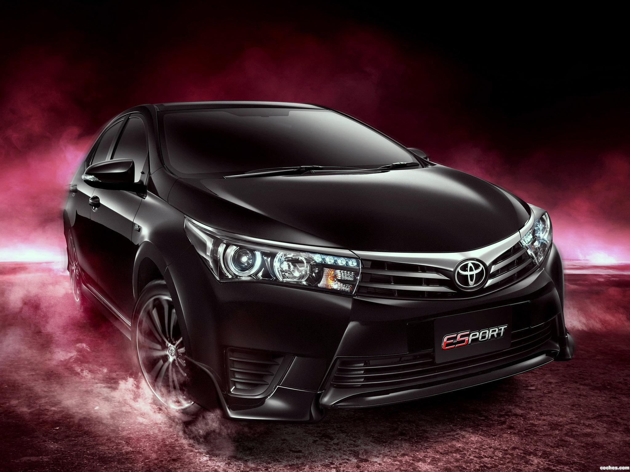 Foto 0 de Toyota Corolla Altis ESport 2014