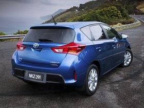 Ver foto 3 de Toyota Corolla Ascent Sport 2013