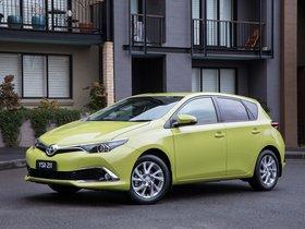 Fotos de Toyota Corolla Ascent Sport 2015