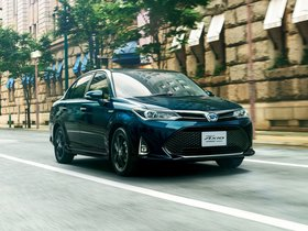 Ver foto 1 de Toyota Corolla Axio Hybrid G WxB 2017