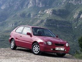 Ver foto 4 de Toyota Corolla Compact 3 puertas 1997