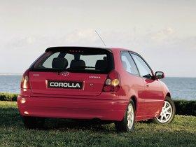 Ver foto 3 de Toyota Corolla Compact 3 puertas 1997