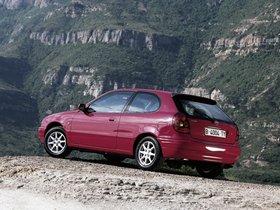 Ver foto 2 de Toyota Corolla Compact 3 puertas 1997