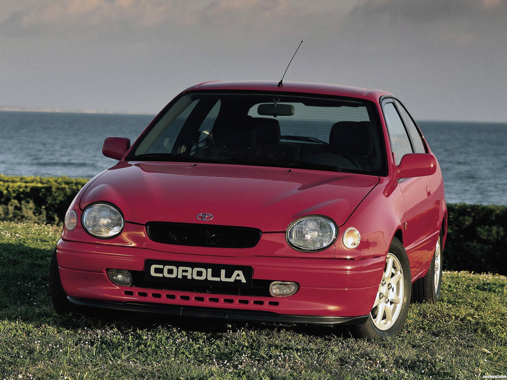 1997 Toyota Corolla Click For Details Sedan 1992