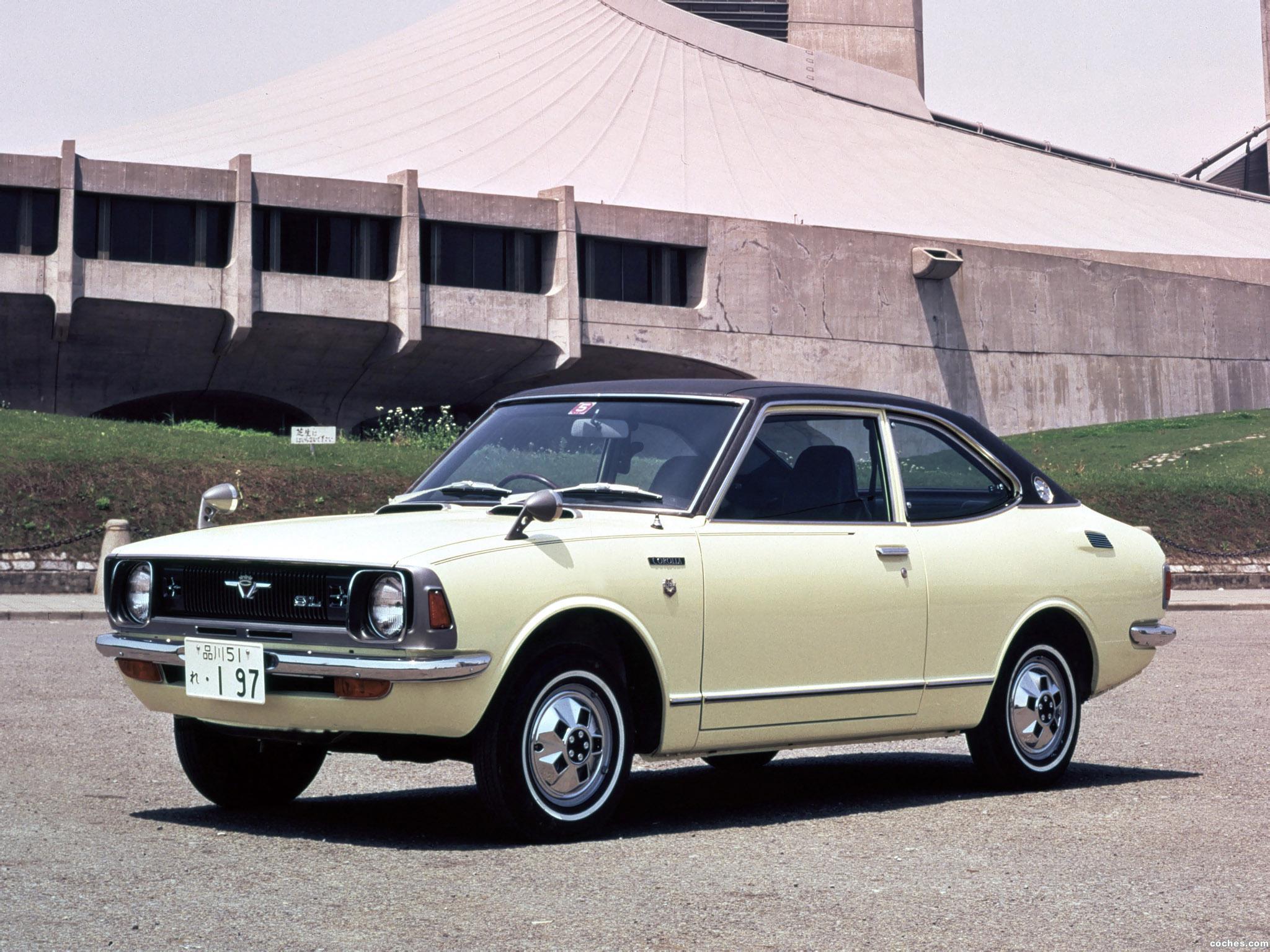 Foto 0 de Toyota Corolla Coupe Japan 1970