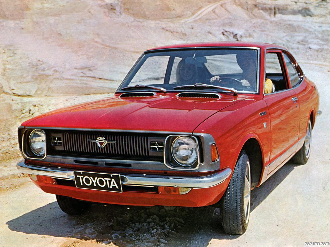 Foto 0 de Toyota Corolla Coupe TE27 1970