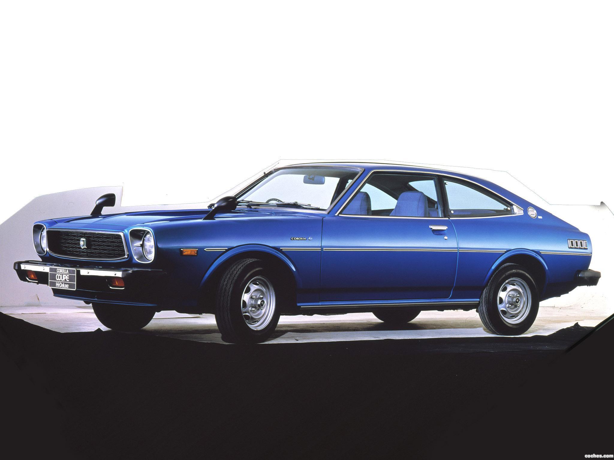Foto 0 de Toyota Corolla Coupe 1974