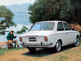 Ver foto 6 de Toyota Corolla E10-11 1966