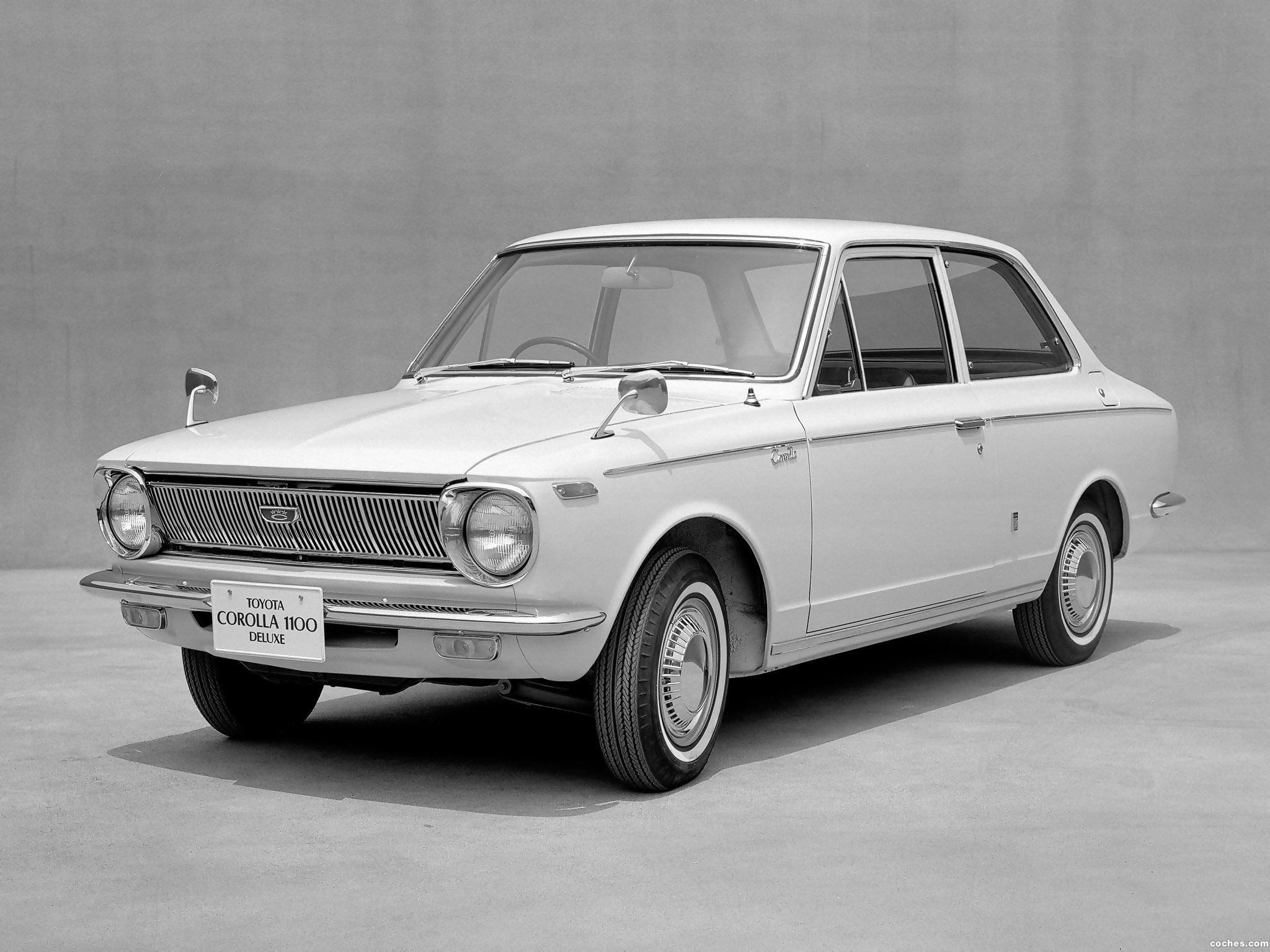 Foto 0 de Toyota Corolla E10-11 1966