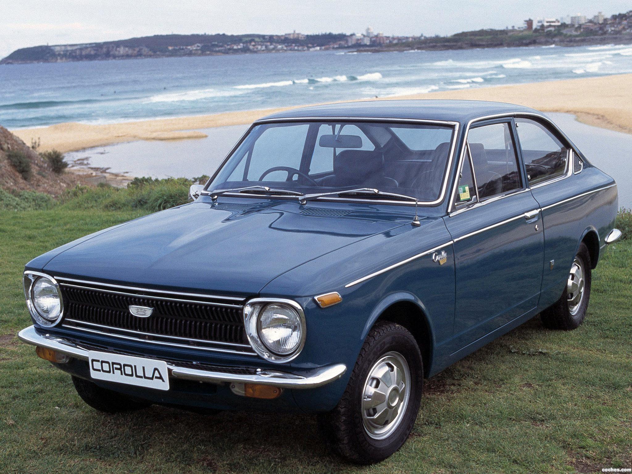 Foto 0 de Toyota Corolla E10-11 Australia 1966