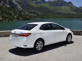 Ver foto 14 de Toyota Corolla Europe 2013