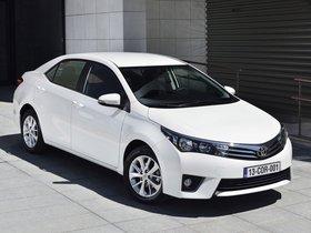 Ver foto 10 de Toyota Corolla Europe 2013