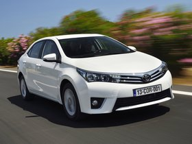 Ver foto 7 de Toyota Corolla Europe 2013
