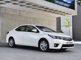 Ver foto 6 de Toyota Corolla Europe 2013