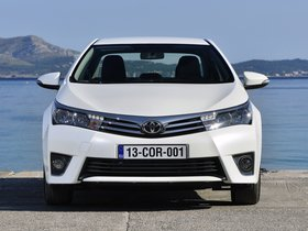 Ver foto 4 de Toyota Corolla Europe 2013