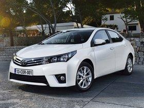Fotos de Toyota Corolla Europe 2013