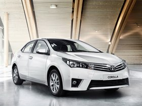 Ver foto 18 de Toyota Corolla Europe 2013