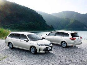Ver foto 2 de Toyota Corolla Fielder Hybrid G  2017