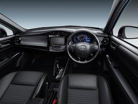 Ver foto 8 de Toyota Corolla Fielder Hybrid G WxB  2017