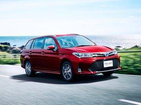 Ver foto 1 de Toyota Corolla Fielder Hybrid G WxB  2017