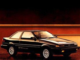Ver foto 3 de Toyota Corolla GT-S Sport Coupe AE86 1985