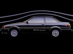 Ver foto 2 de Toyota Corolla GT-S Sport Coupe AE86 1985