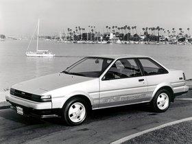 Fotos de Toyota Corolla GT-S Sport Coupe AE86 1985