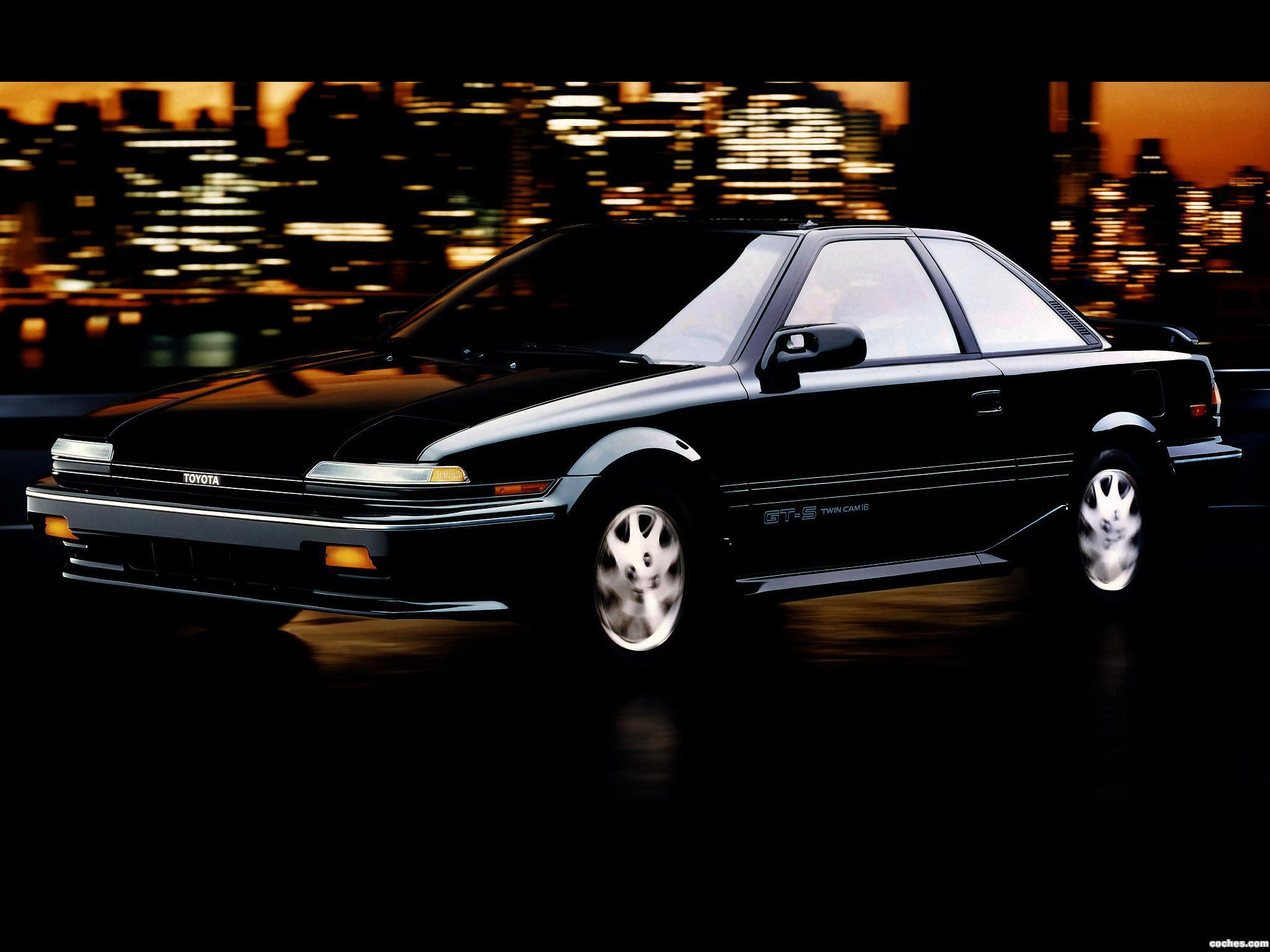 Foto 0 de Toyota Corolla GT-S Sport Coupe AE92 1989