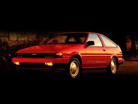 Ver foto 10 de Toyota Corolla GT-S Sport Liftback AE86 1985