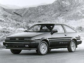 Ver foto 9 de Toyota Corolla GT-S Sport Liftback AE86 1985