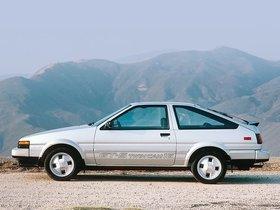 Ver foto 4 de Toyota Corolla GT-S Sport Liftback AE86 1985